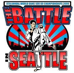 Battle in Seattle Dang Soo Do Championships