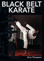 Black Belt Karate by Chris Thompson
