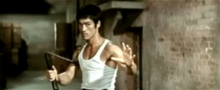 Bruce Lee in 'Return of the Dragon'