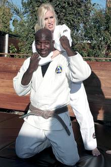 Martial arts dating