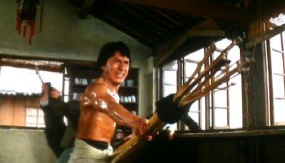 Jackie Chan in Drunken Master 2