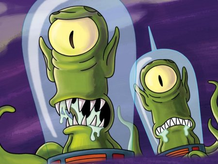 Kang and Kodos