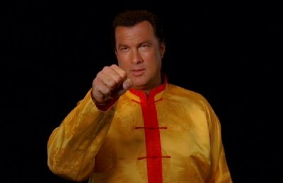 Steven Seagal as Cock Puncher