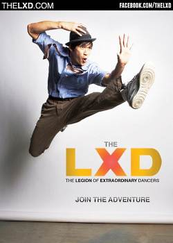 The LXD: Legion of Extraordinary Dancers