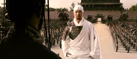Andy Lau in Three Kingdoms: Resurrection of the Dragon