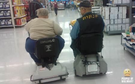 Walmart Ninja