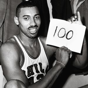 Wilt Chamberlain's 100 point game
