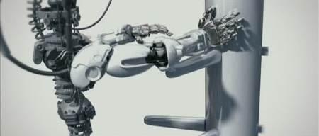 Kungfu Cyborg