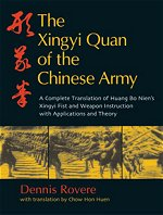 The Xiingyi Quan of the Chinese Army