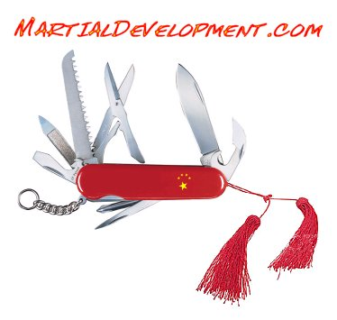 Chinese army knife