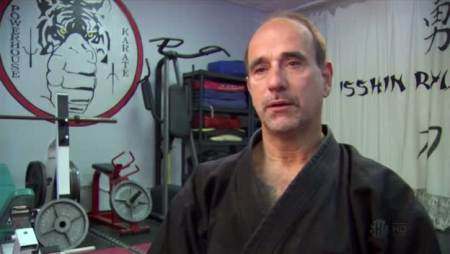 Sensei Mike Reeves