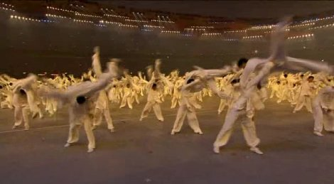 Tai Chi in the 2008 Beijing Olympics