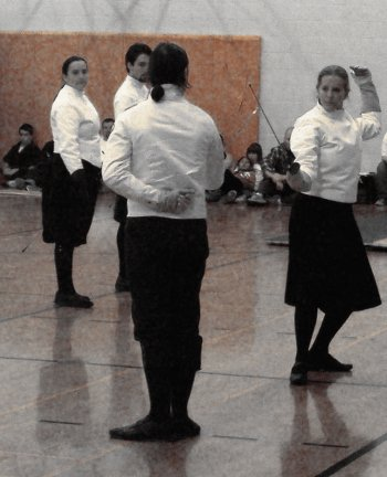 World of Martial Arts 2008 - Academia della Spada